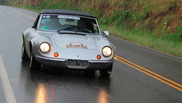 Ponta Grossa Classic Rallye vai movimentar a cidade, com apoio da RPC  (Foto: Teresa Gago/ Auto Classic)