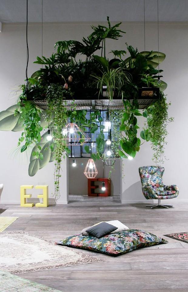 Jardim vertical (Foto: Pinterest/Reprodução)