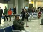 Passageiros enfrentam filas em aeroporto do Rio nesta terça-feira