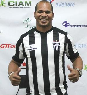 Carrossel Aloisio Chulapa apresentação no Grêmio Maringá  (Foto: Douglas Santos/ Assessoria de imprensa Grêmio Maringá)