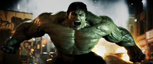 Crocodilo foi comparado ao Incrível Hulk (Foto: Divulgação)