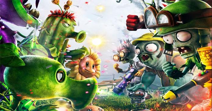 Plants vs Zombies: Garden Warfare (Foto: Divulgação)