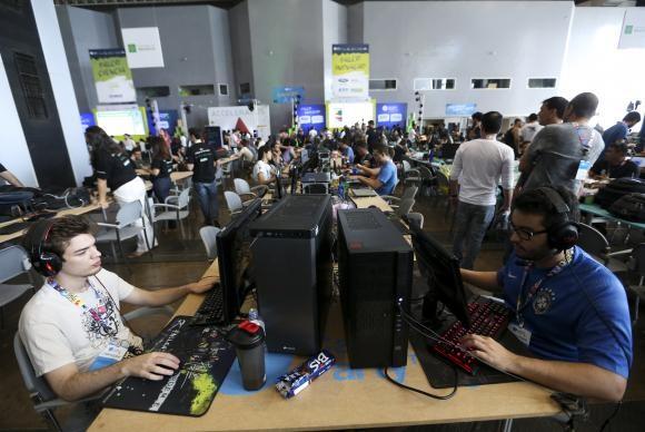 Campus Party Brasília 2017 (Foto: Marcelo Camargo/Agência Brasil)