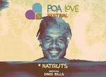Porto Alegre recebe Criolo, Natiruts e Nando Reis em festival neste domingo