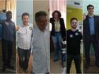Candidatos a prefeito votam em Porto Alegre