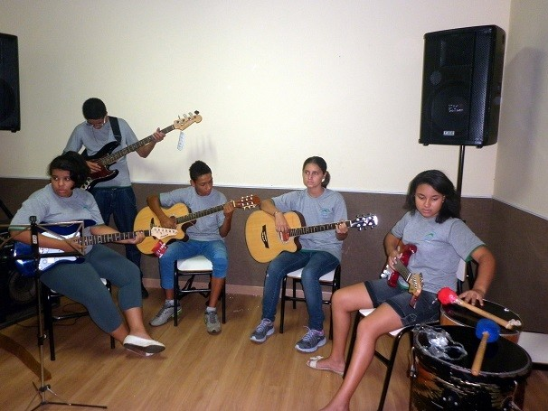 Construindo Cidadania traz oportunidades a jovens de Uberaba (MG) (Foto: Divulgação/ Legião de Assistência Cristã)