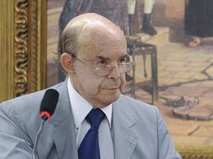 Senador Francisco Dornelles (RJ), presidente do PP (Foto: Wilson Dias/ABr)
