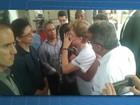 Pais de garota morta em escola pedem a Dilma que PF investigue caso