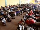 Detran faz leilão com 177 veículos em Aparecida, SP