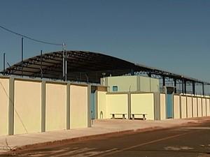 Escola Chico Xavier Uberaba (Foto: Reprodução/TV Integração)