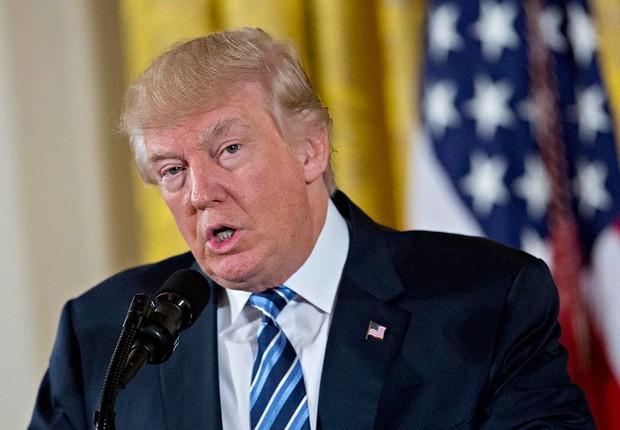 Legisladores hispânicos dizem a Trump que