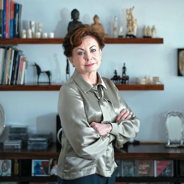 Beatriz Segall (Foto: Thiago Teixeira/Estadão Conteúdo)