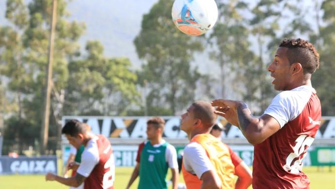 Vitor Júnior Figueirense (Foto: Luiz Henrique/Figueirense FC)