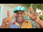 'Quero virar empresário', diz Márcio Victor sobre paródia do Lepo Lepo