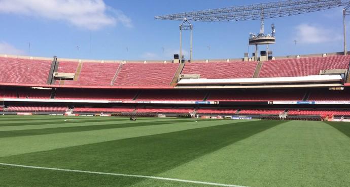 Estádio do Morumbi (Foto: Marcelo Hazan)