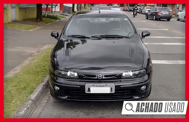 Achado Usado: Fiat Marea Turbo (Foto: Reprodução)