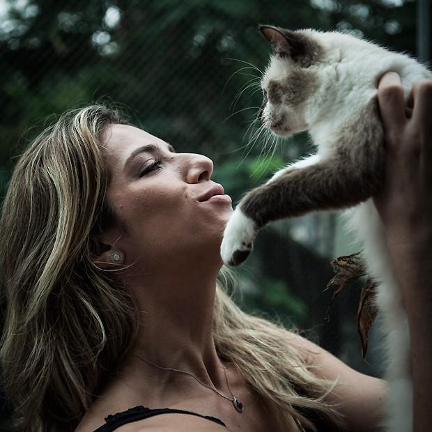 Giovanna Ewbank (Foto: Revista QUEM)