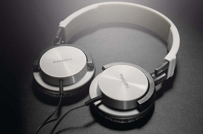 Fone de ouvido SHL3000WT tem sistema DJ de monitoramento e sistema acústico fechado (Foto: Divulgação/Philips)