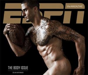 Capa da edição de julho de 2013 da 'ESPN' (Foto: Divulgação)