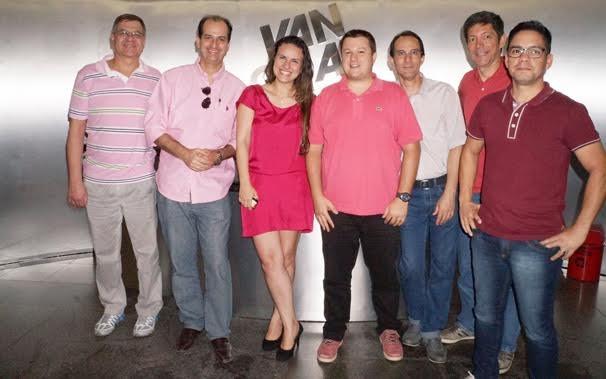Outubro Rosa; Rede Vanguarda,  (Foto: divulgação/ Vanguarda)