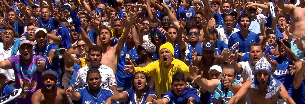 Com Mineirão cheio, Cruzeiro completa cinco jogos sem perder