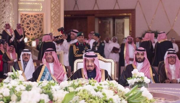 Rei Salman (Foto: Reprodução Twitter/@KingSalman)