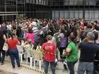 Servidores protestam e afirmam que greve geral no Tocantins vai continuar