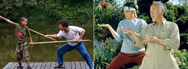 montagem karate 606 (Foto: Divulgação)