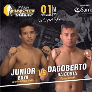 Júnior Boya e Jungle Boy (Foto: Divulgação)