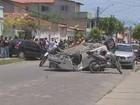 Homem morre atropelado após sair para comprar almoço em Fortaleza