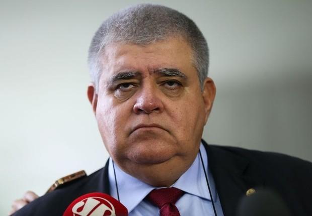 O deputado federal Carlos Marun (PMDB-MS) (Foto: Marcelo Camargo/Agência Brasil)