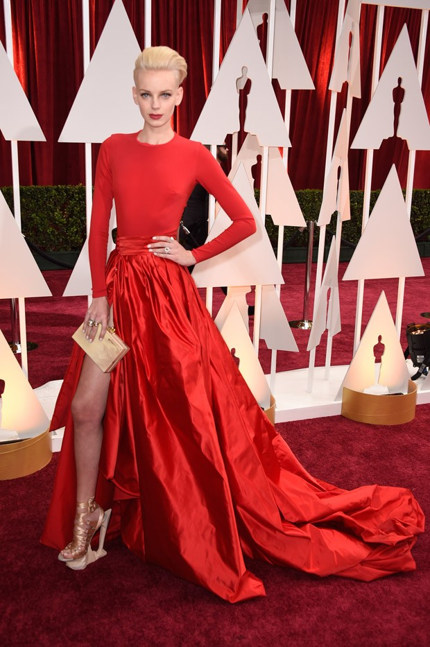 Looks marcantes do Oscar 2015 (Foto: Getty Images)