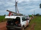 Rede elétrica será desligada em 4 cidades para manutenção no TO