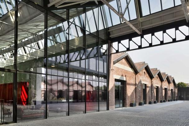 Nova sede da Gucci em Milão (Foto: Divulgação)