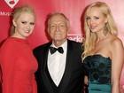 Warner Bros. produzirá filme sobre Hugh Hefner, fundador da 'Playboy'