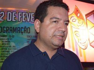Hélcio Thiago, secretário de Turismo de Canindé de São Francisco (Foto: Marina Fontenele/G1 SE)