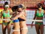 """Walsh/Ross vence """"prévia olímpica"""" com Talita/Larissa na final de Moscou"""