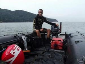Sargento morreu durante treinamento (Foto: Reprodução / TV Morena)