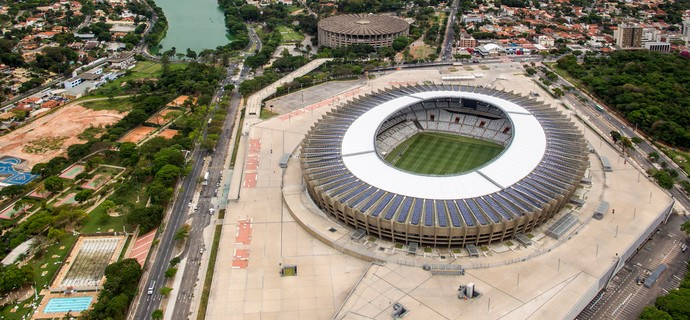 estádio mineirão (Foto: Divulgação  )
