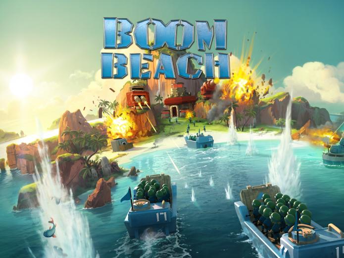 Boom Beach (Foto: Divulgação)