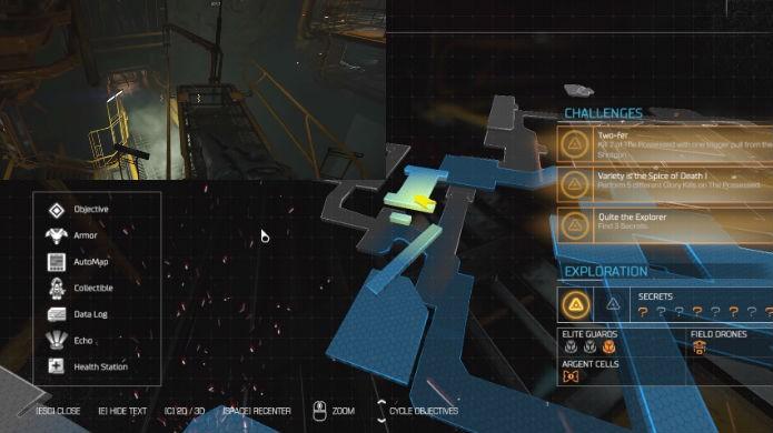 Doom: veja a localização exata da segunda alavanca de mapa clássico (Foto: Reprodução/Thomas Schulze)