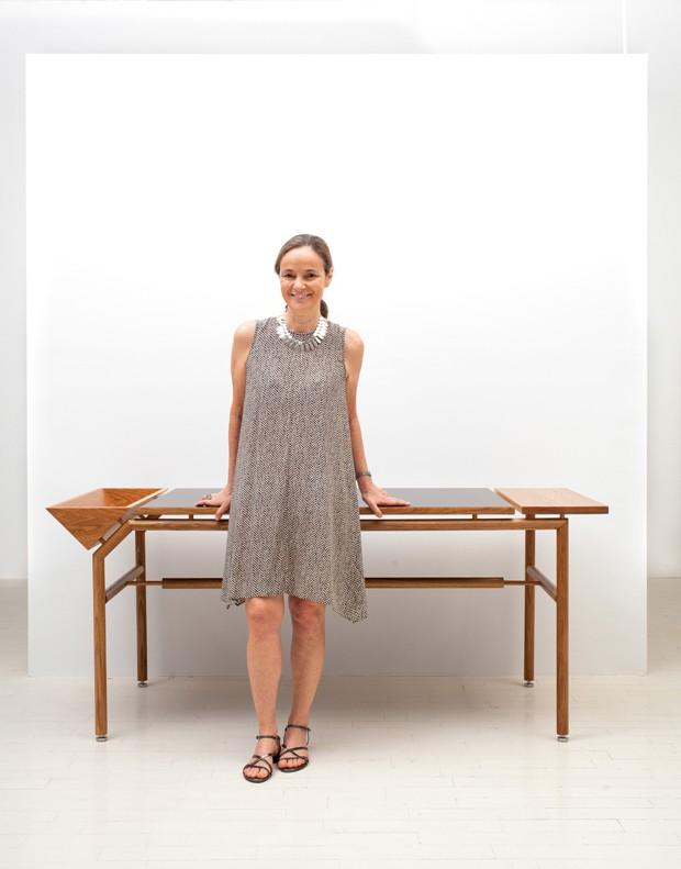 Claudia Moreira Salles ganha exposição em Nova York (Foto: Eliseu Cavalcante)