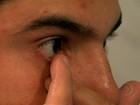 Cerca de 80% das informações que uma pessoa recebe vêm dos olhos