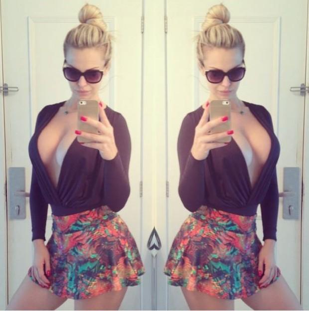 Veridiana Freitas (Foto: Instagram)