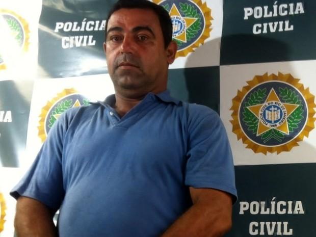 1 José Renato Gomes foi apresentado na manhã desta sexta (01) em Campos (Foto: Priscilla Alves/ G1)