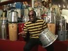 Pandeirista e ritmista Nereu Mocotó chega ao Sesc ao som do samba rock