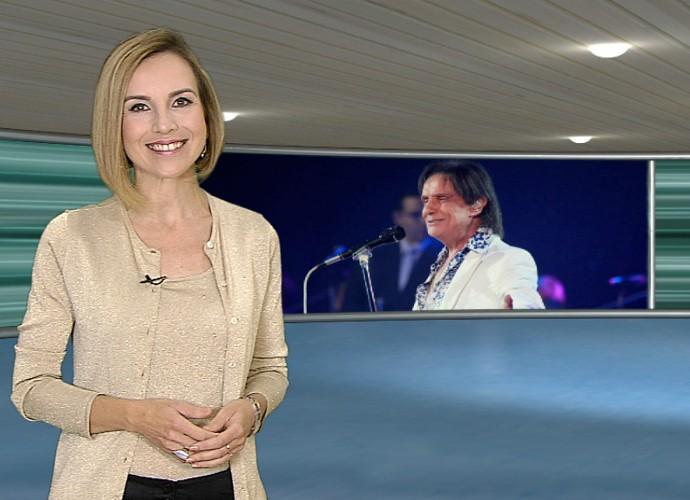'Revista' do ano passado cobriu os bastidores do Especial do Roberto Carlos  (Foto: Rio Sul Revista)