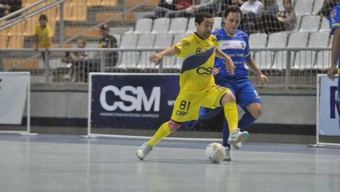 Márcio Marechal Rondon Futsal (Foto: Reprodução Facebook)