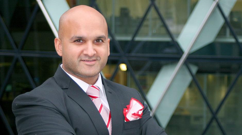 Paresh Davdra, sócio e fundador da RationalFX (Foto: Divulgação)