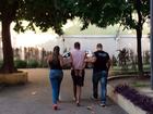 Suspeito de estrangular e matar a mulher é preso em Campos, RJ